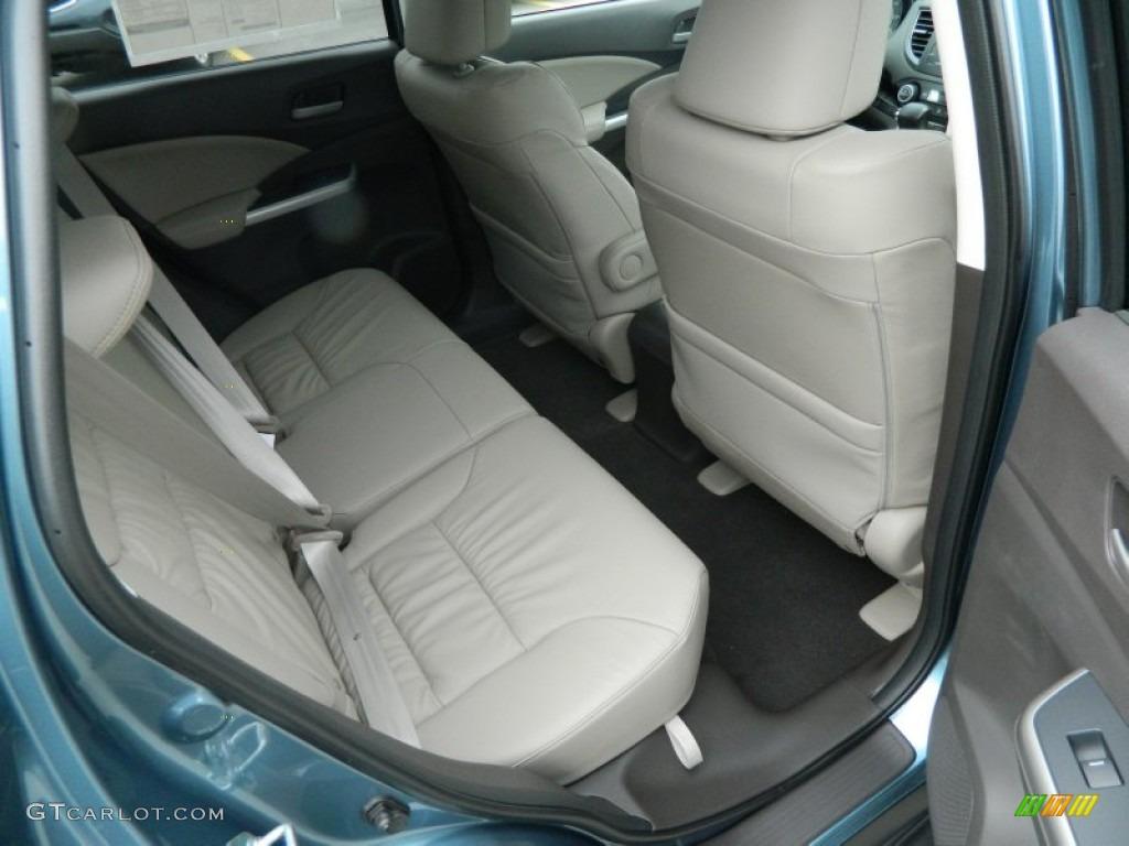 Beige interior 2013 honda cr v ex l awd photo 72093502 for Honda cr v 2013 interior