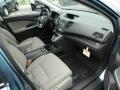 2013 Mountain Air Metallic Honda CR-V EX-L AWD  photo #17