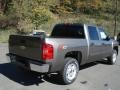 2013 Mocha Steel Metallic Chevrolet Silverado 1500 LT Crew Cab 4x4  photo #8