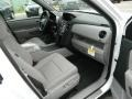 Gray Interior Photo for 2013 Honda Pilot #72097042
