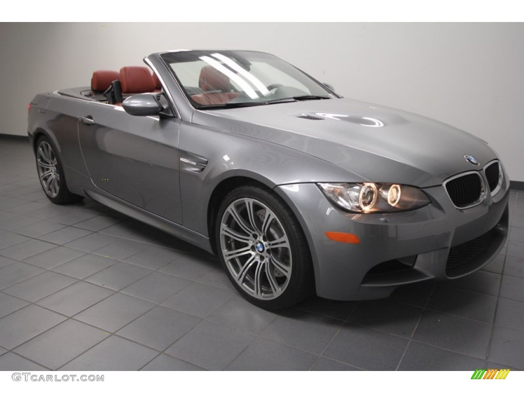 2011 space gray metallic bmw m3 convertible 72040449. Black Bedroom Furniture Sets. Home Design Ideas