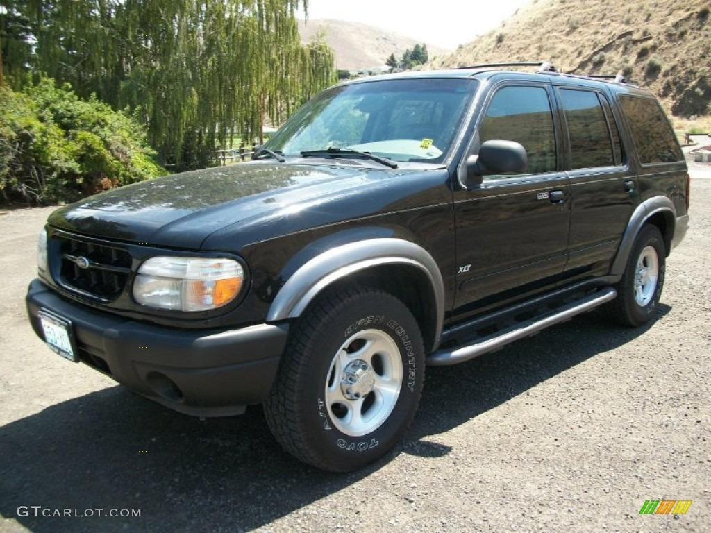 black 2001 ford explorer xlt 4x4 exterior photo 72098485. Black Bedroom Furniture Sets. Home Design Ideas