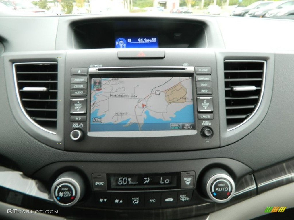 2013 honda cr v ex l awd navigation photos for Honda crv exl with navigation