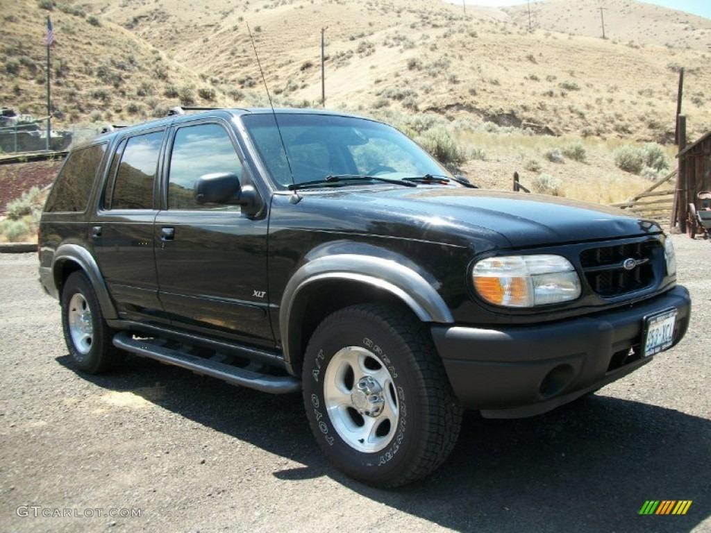 black 2001 ford explorer xlt 4x4 exterior photo 72098944. Black Bedroom Furniture Sets. Home Design Ideas