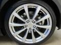 2008 Infiniti G 37 Coupe Wheel and Tire Photo