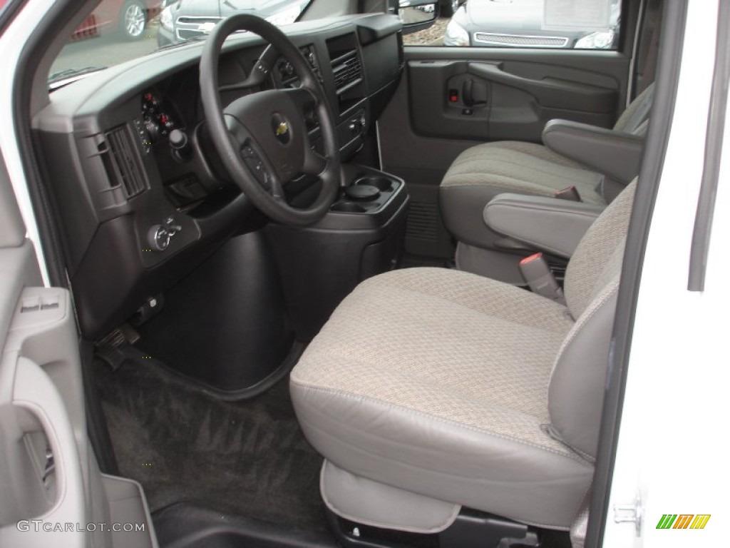 2012 chevrolet express ls 3500 passenger van interior photos gtcarlot com