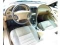 Medium Parchment 1999 Ford Mustang Interiors