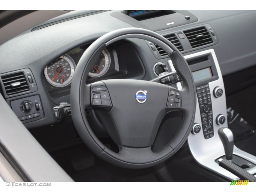 2012 volvo c70 t5 off black steering wheel photo 72127233. Black Bedroom Furniture Sets. Home Design Ideas