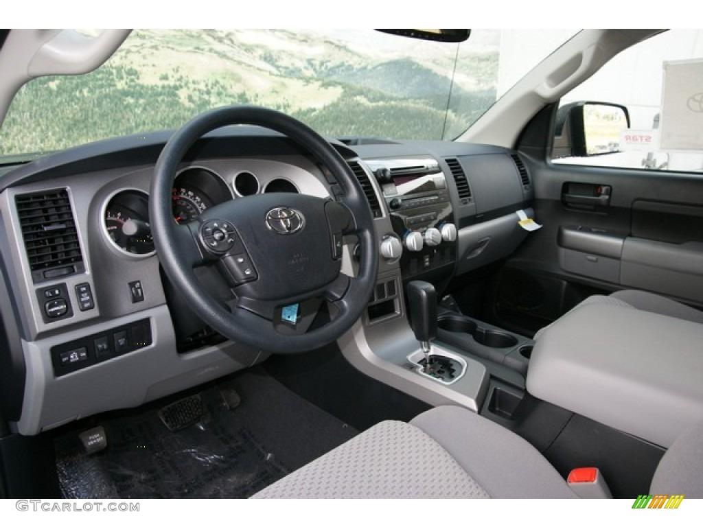 2013 Toyota Tundra SR5 TRD CrewMax 4x4 Interior Color ...