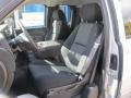 2013 Silver Ice Metallic Chevrolet Silverado 1500 LT Extended Cab 4x4  photo #12