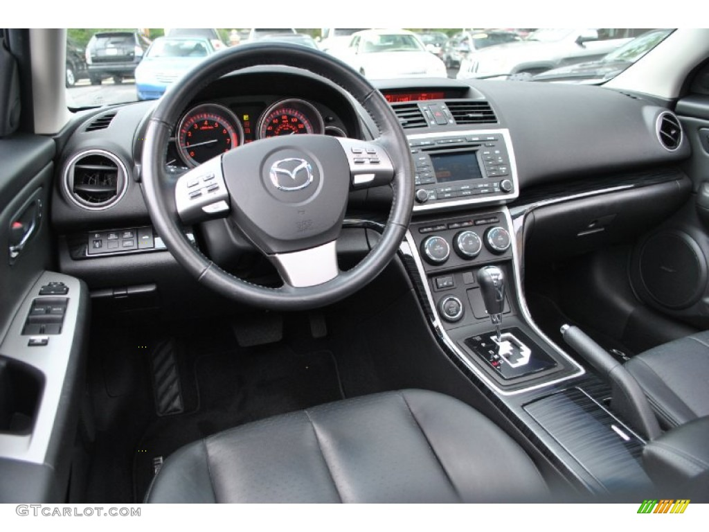 2010 Mazda Mazda6 S Grand Touring Sedan Interior Color Photos Gtcarlot Com