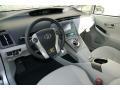 Misty Gray 2012 Toyota Prius 3rd Gen Interiors