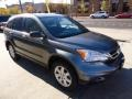 2011 Polished Metal Metallic Honda CR-V SE 4WD  photo #3