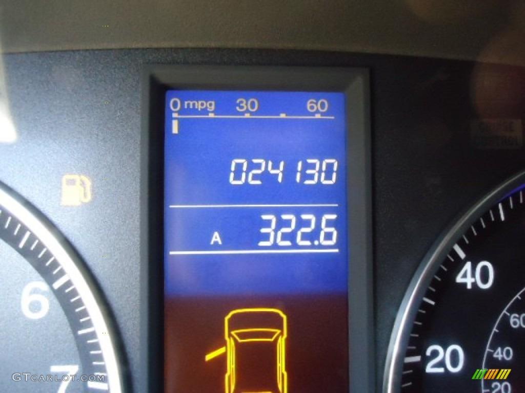 2011 CR-V SE 4WD - Polished Metal Metallic / Black photo #9