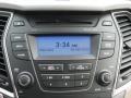 Beige Audio System Photo for 2013 Hyundai Santa Fe #72147516