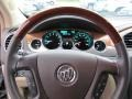 Cocoa/Cashmere Steering Wheel Photo for 2009 Buick Enclave #72156576