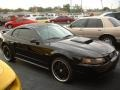 2002 Black Ford Mustang GT Coupe  photo #1