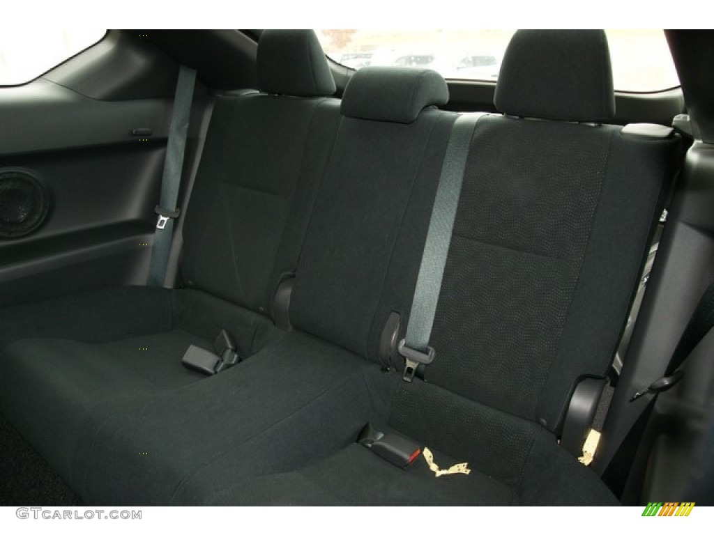 Rs 8 0 Dark Charcoal Red Interior 2013 Scion Tc Release