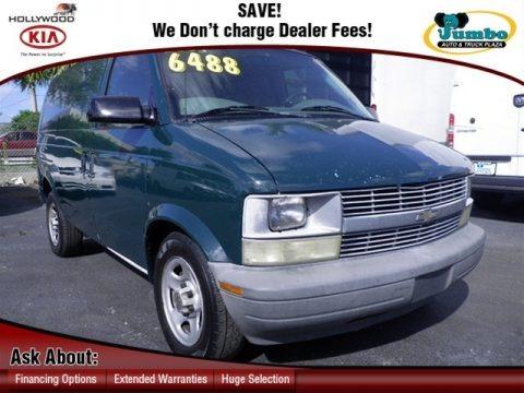 2004 Chevrolet Astro AWD Cargo Van Data, Info and Specs