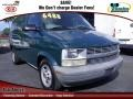2004 Dark Forest Green Metallic Chevrolet Astro AWD Cargo Van #72199793