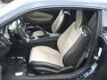 Beige 2013 Chevrolet Camaro Interiors