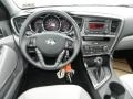 Dashboard of 2013 Optima LX
