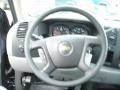 2013 Black Chevrolet Silverado 1500 LS Regular Cab 4x4  photo #17
