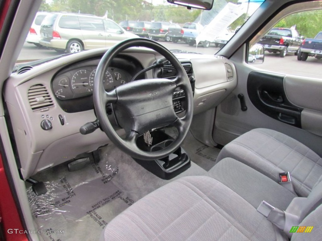 1997 Ford Ranger Interior Pictures
