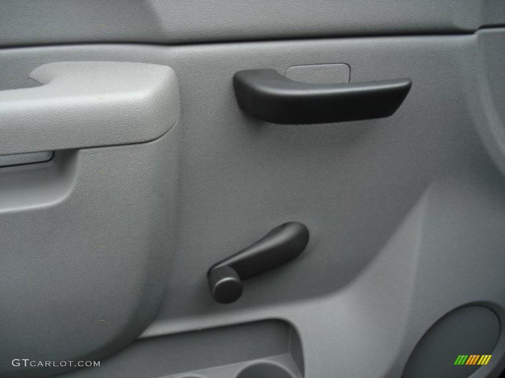 2013 Silverado 1500 LS Regular Cab 4x4 - Black / Dark Titanium photo #13