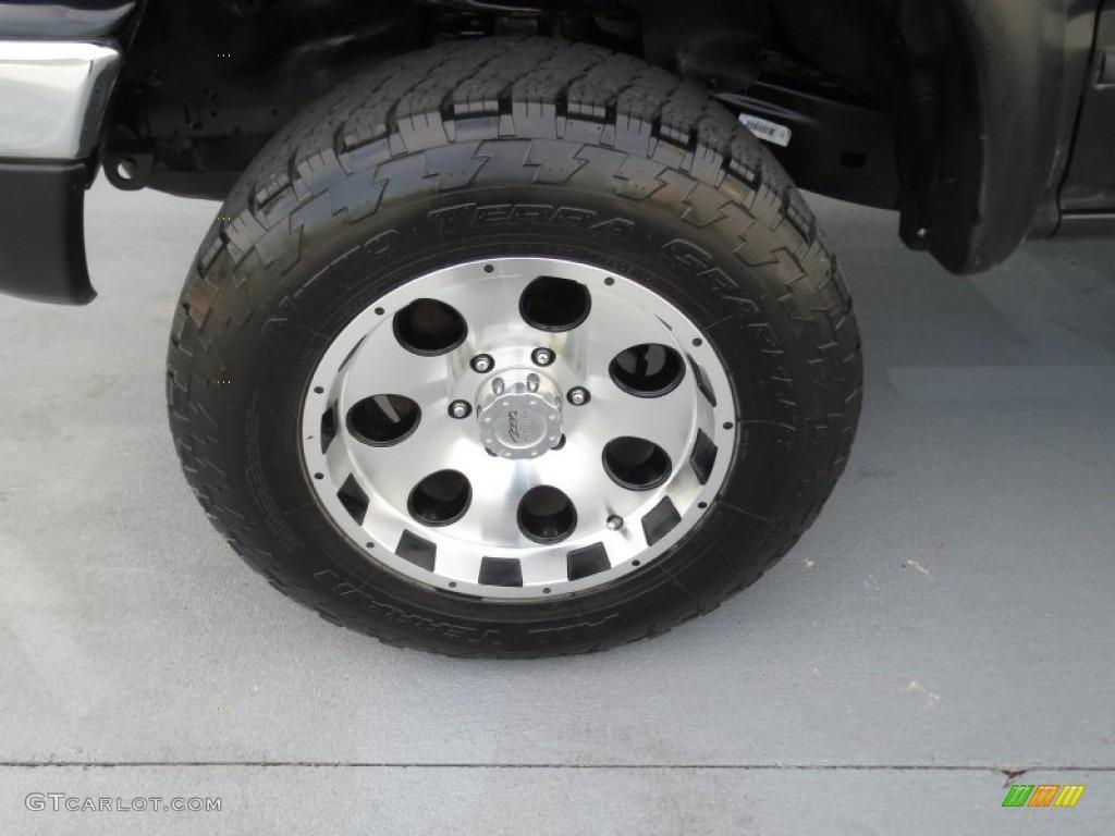 Tacoma Custom Wheels Cab Custom Wheels Photo