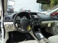 Ivory Prime Interior Photo for 2013 Subaru Impreza #72226217