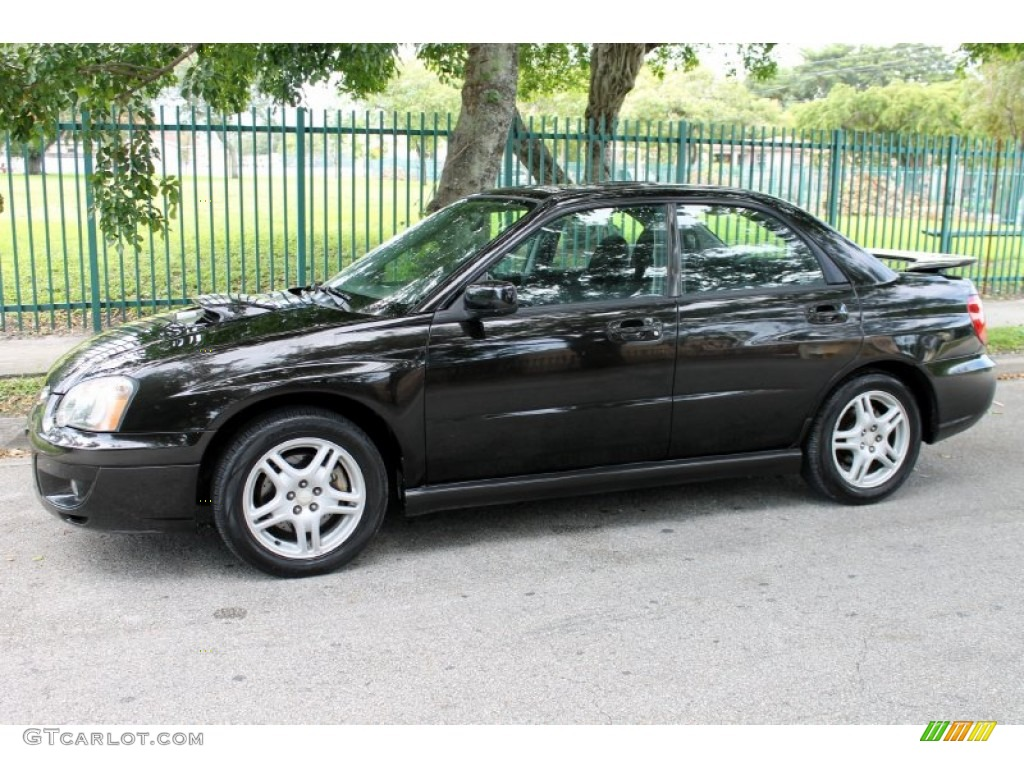 Java Black Java Black Pearl 2004 Subaru