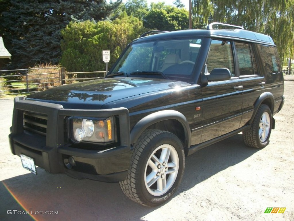 2003 land rover discovery se7 exterior photos. Black Bedroom Furniture Sets. Home Design Ideas