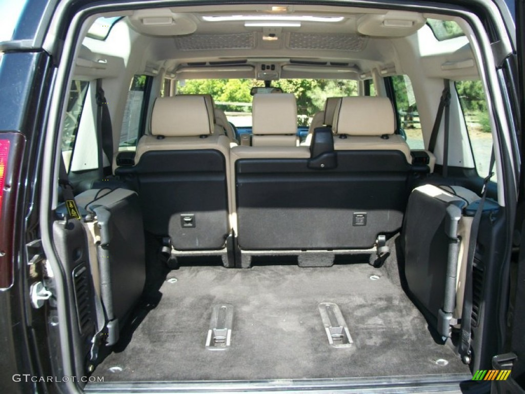 2003 land rover discovery se7 trunk photos. Black Bedroom Furniture Sets. Home Design Ideas