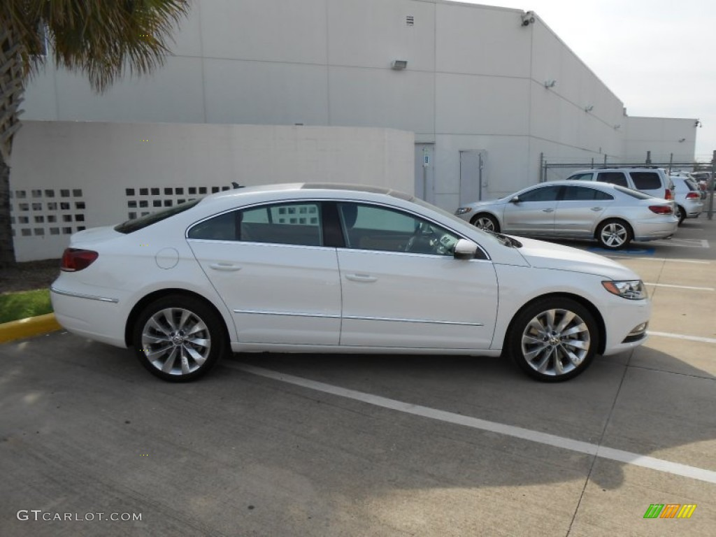 candy white 2013 volkswagen cc vr6 4motion executive exterior photo 72243524. Black Bedroom Furniture Sets. Home Design Ideas