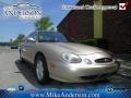 1997 Light Saddle Metallic Ford Taurus GL #72246532