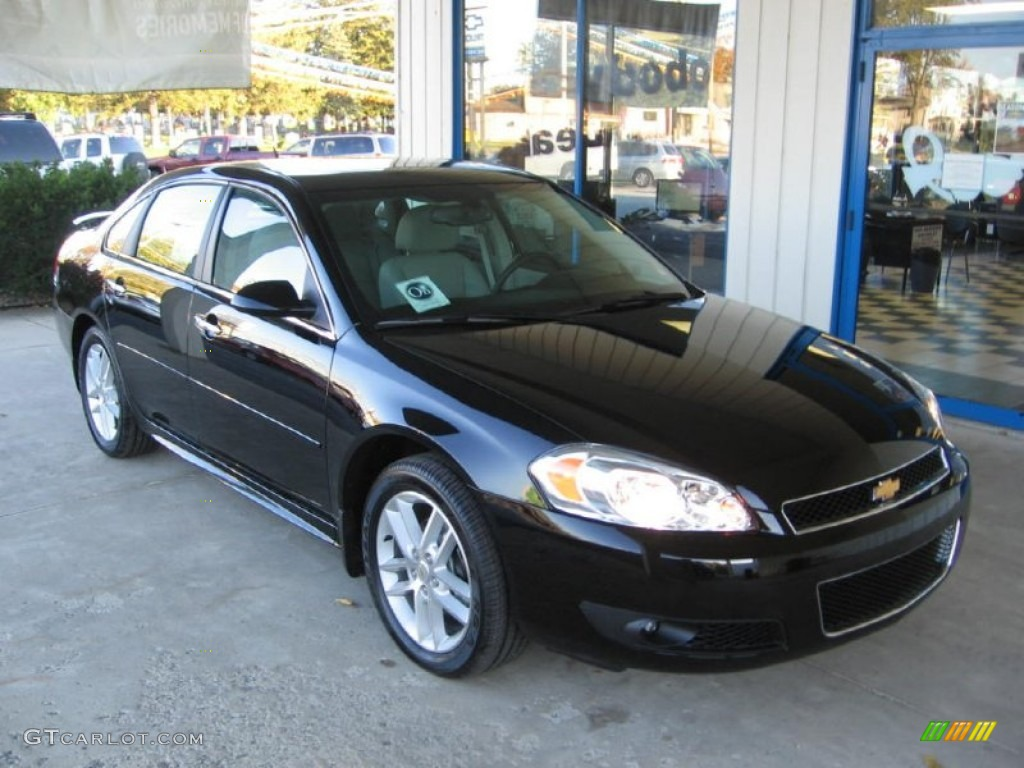 Black 2013 Chevrolet Impala Ltz Exterior Photo 72256591
