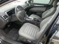 Earth Gray 2013 Ford Fusion Interiors
