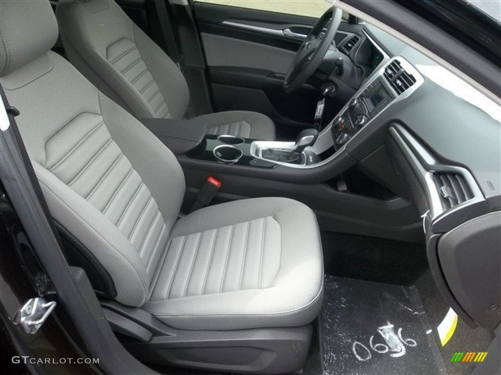 2013 Ford Fusion S Interior Photo #72260005