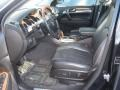 2008 Carbon Black Metallic Buick Enclave CXL AWD  photo #5