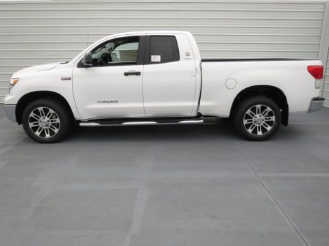 2013 Toyota Tundra Texas Edition Double Cab 4x4 Data, Info and Specs