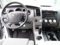 2013 Super White Toyota Tundra Texas Edition Double Cab 4x4  photo #27