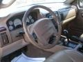Taupe Interior Photo for 2002 Jeep Grand Cherokee #72290956