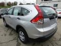 2013 Alabaster Silver Metallic Honda CR-V LX AWD  photo #2