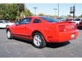 2007 Redfire Metallic Ford Mustang V6 Premium Coupe  photo #30