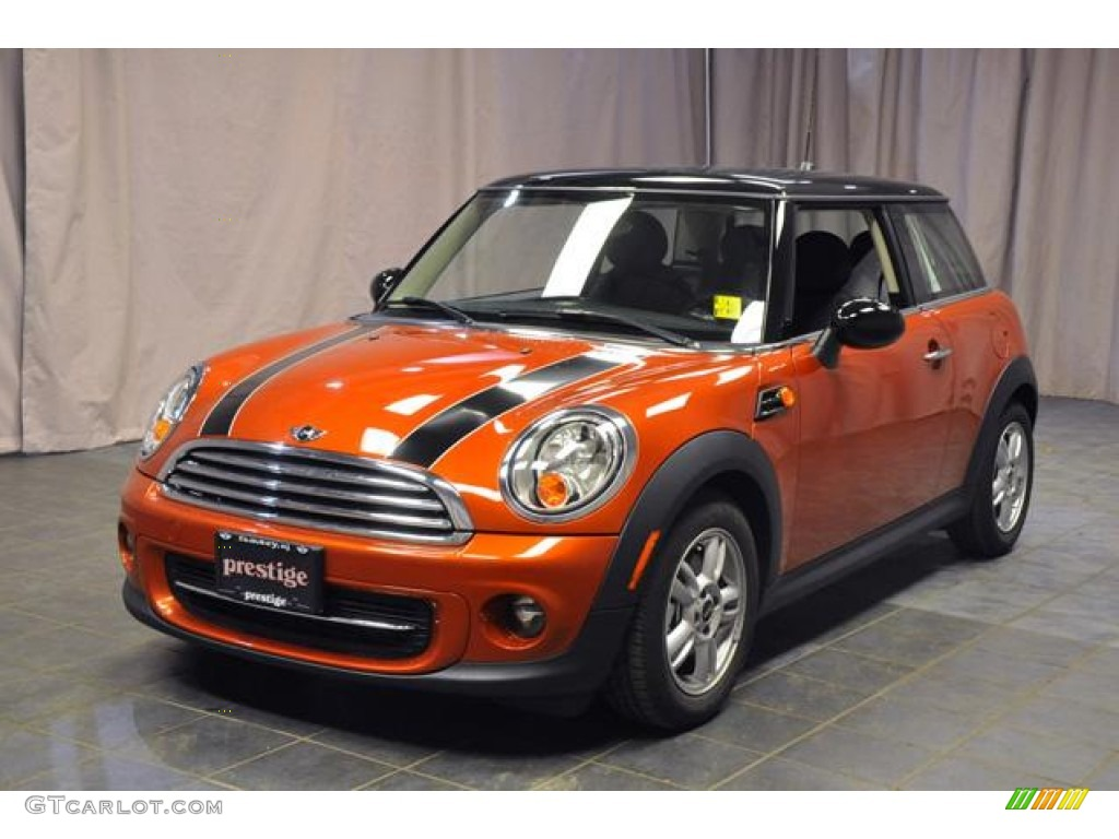 2013 spice orange metallic mini cooper hardtop 72245440 car color galleries. Black Bedroom Furniture Sets. Home Design Ideas