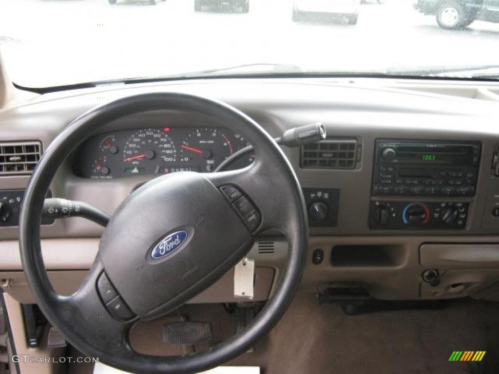 2002 Ford F350 Xl Crew Cab Super Duty News >> 2002 Ford F350 Super Duty XLT SuperCab 4x4 Dually Dashboard Photos   GTCarLot.com