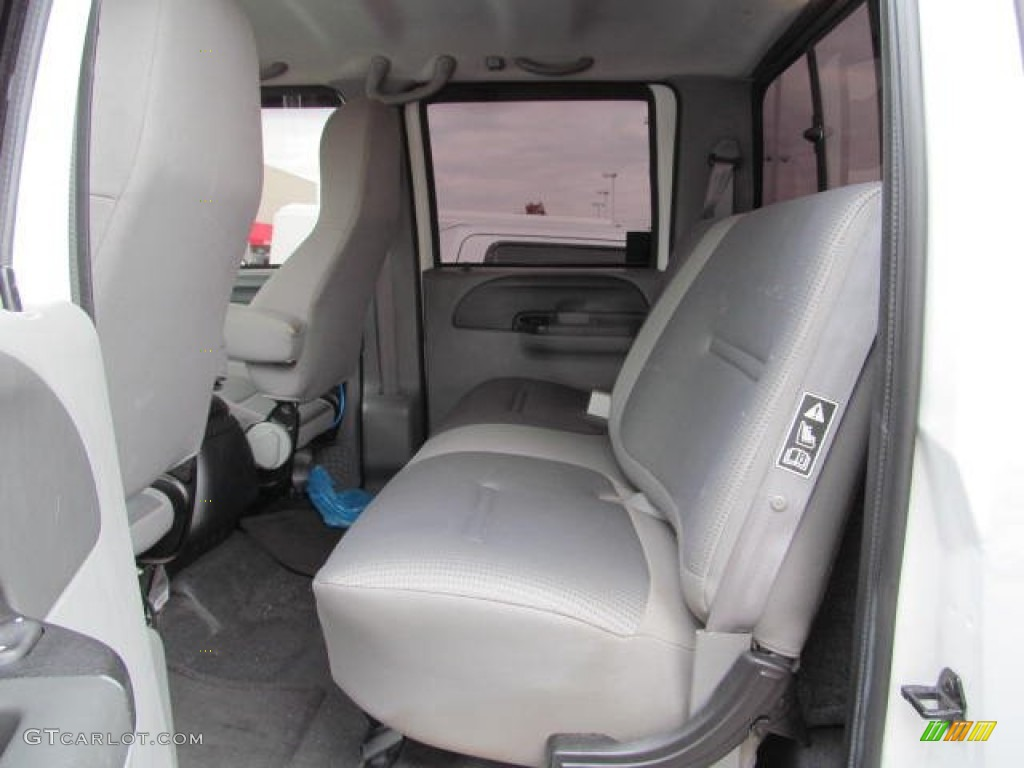Ford F650 Xlt Super Duty >> 2008 Ford F650 Super Duty XLT Crew Cab Custom Passenger Rear Seat Photos | GTCarLot.com