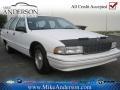 1995 Bright White Chevrolet Caprice Classic Wagon  photo #1