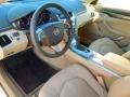 Cashmere/Cocoa 2013 Cadillac CTS Interiors